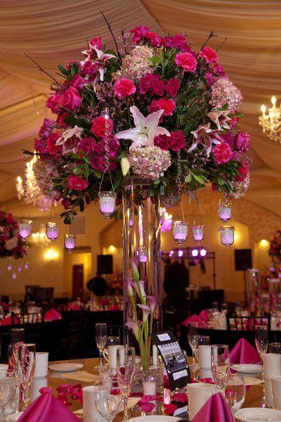 Paragon Flowers Wedding Reception Photos on WeddingWire