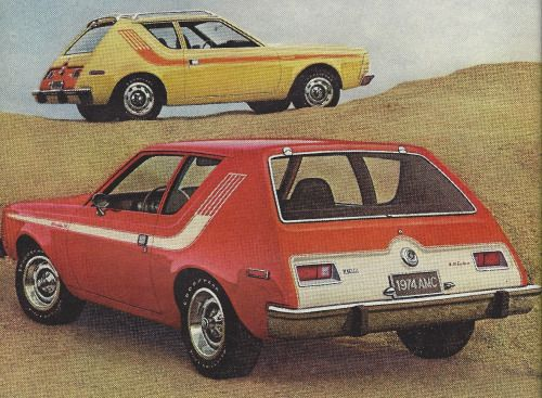 Mato Ciqana Murdercycles Sports Illustrated October 15 1973 Amc American Motors Gremlin In 1970 The Small Amc Gremlin Gremlin Car Gremlins