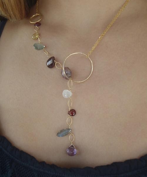 Lariat Halsketten