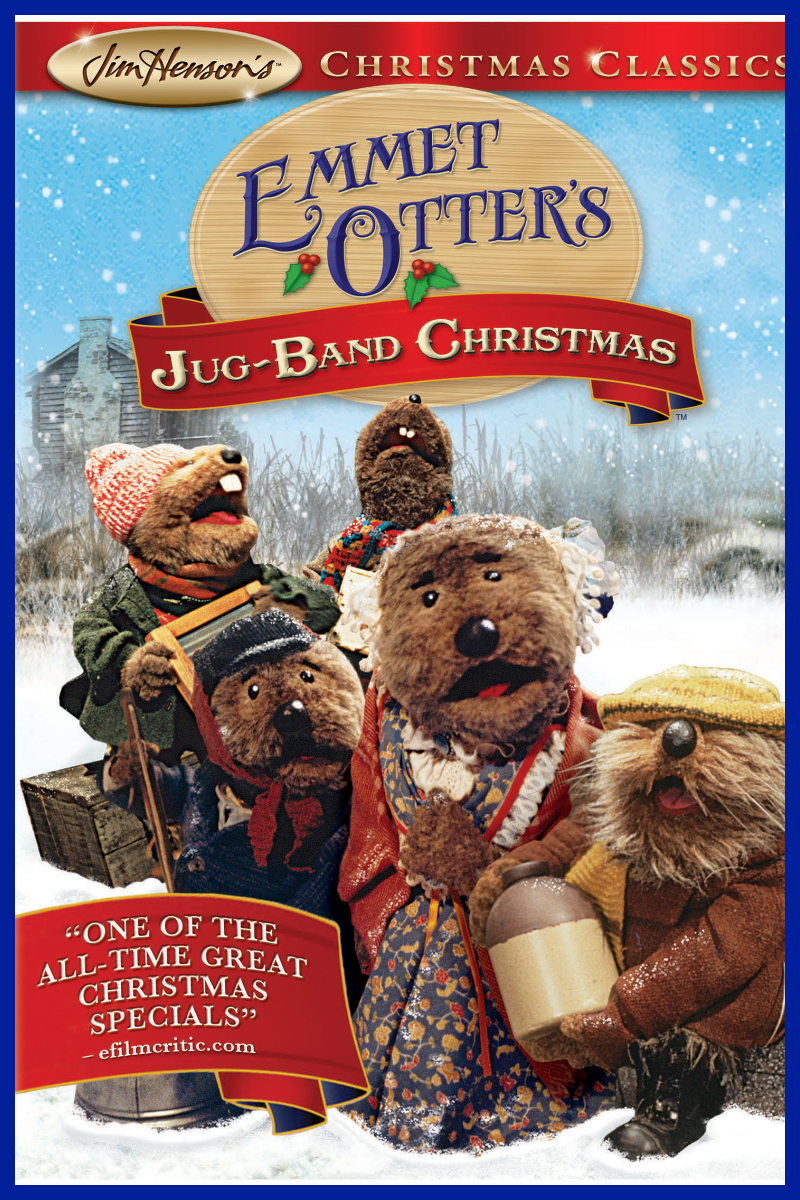 Emmet Otter\'s Jugband Christmas | Movie/Music Lovers | Christmas ...