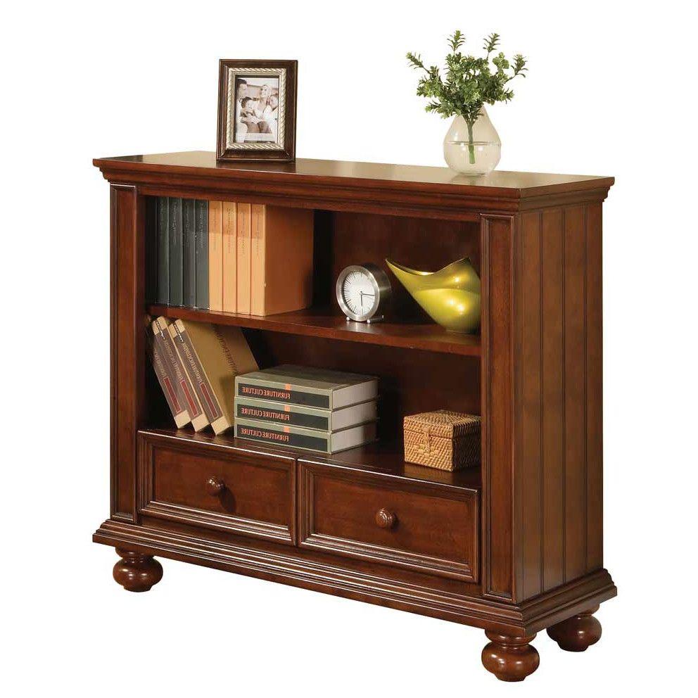 "Alcott Hill 36.5"" Standard Bookcase"