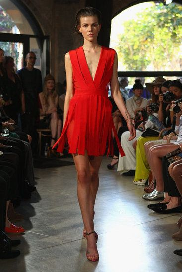 Must-Have LRD (little red dress) #MichaelLoSordo
