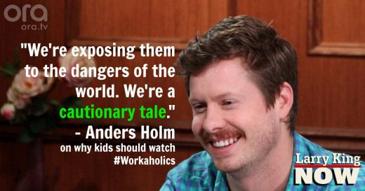 Workaholics The New Pbs How To Memorize Things Anders Holm