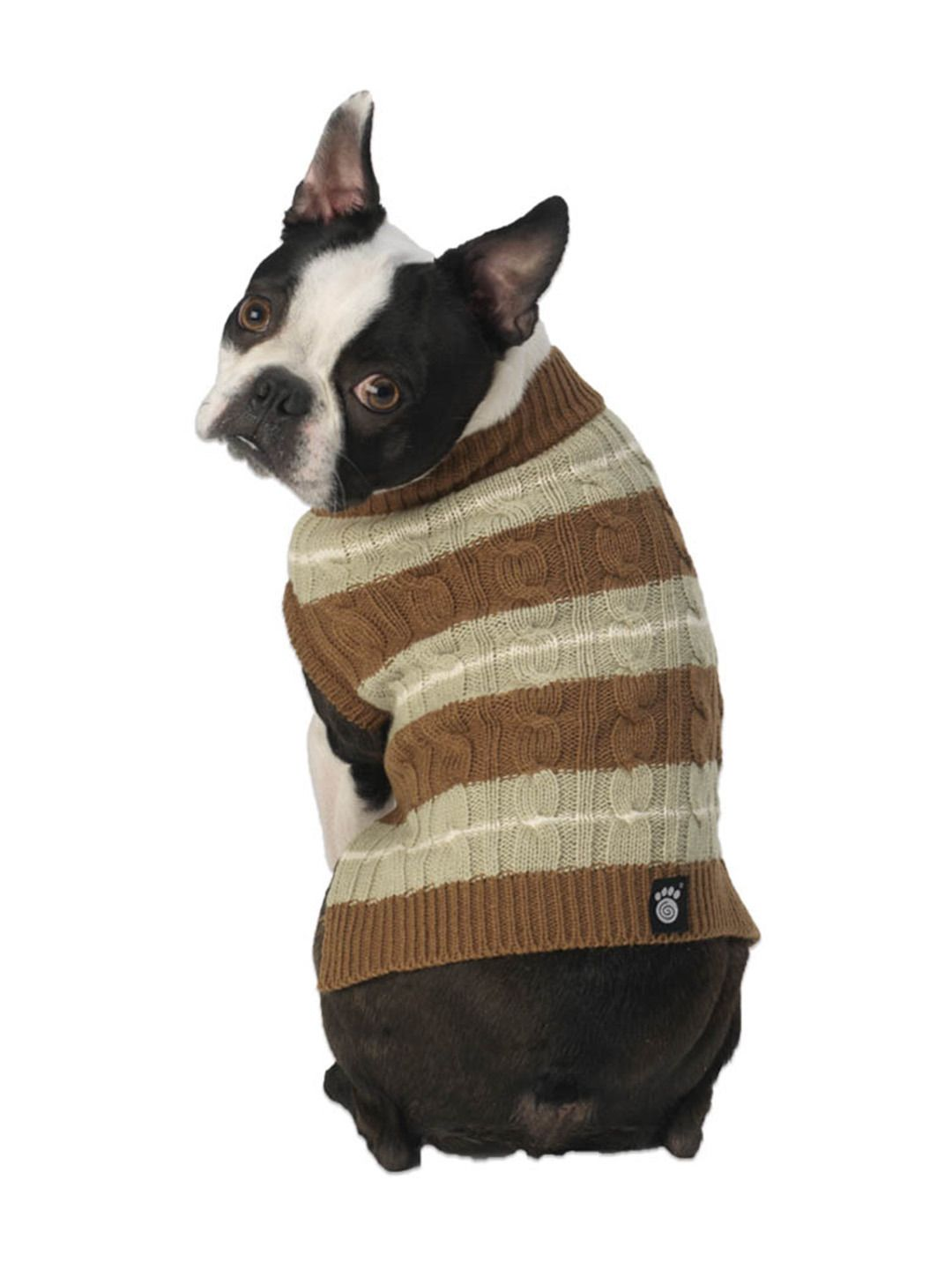 Ziggy's Striped Sweater by Petrageous at Gilt