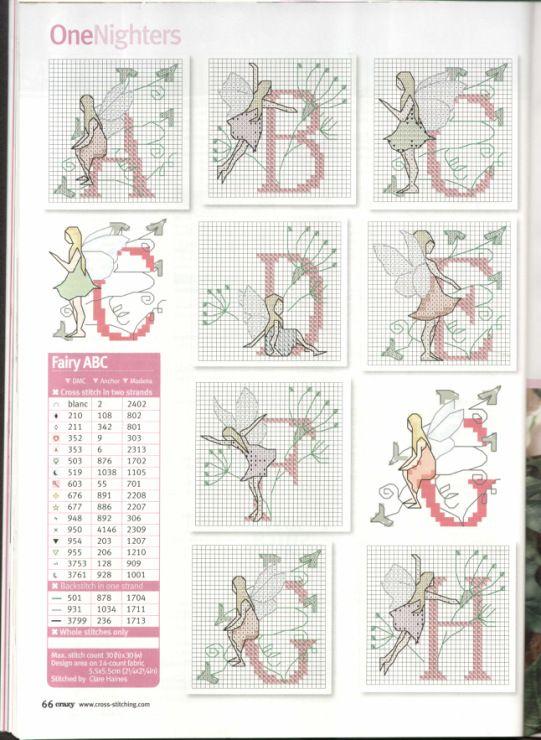 Gallery.ru / Фото #33 - Cross Stitch Crazy 120 январь 2009 - tymannost