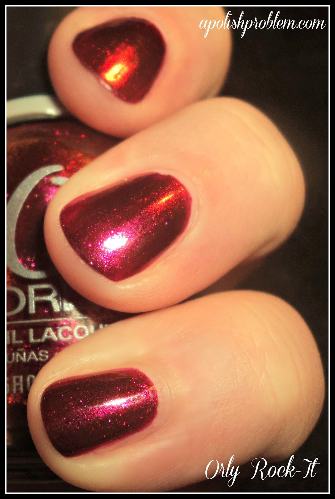 Orly RockIt Nail polish, Nails, Polish
