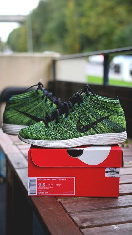 #Nike Lunar #Flyknit #Chukka
