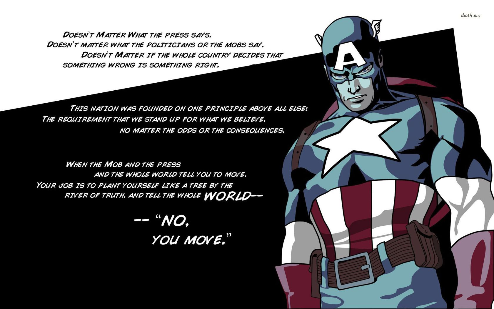 Captain America Sayings Hd Wallpaper National Comic Book Day Captain America Quotes Marvel Quotes