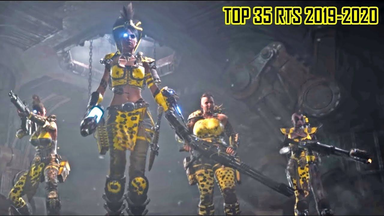 Top Rts Games 2020.Top 35 Most Anticipated New Strategy Games 2019 2020 Rts