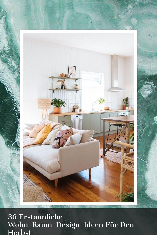 36 Erstaunliche Wohn Raum Design Ideen Fur Den Herbst In 2020 Schlafzimmer Design Wohnen Haus Deko