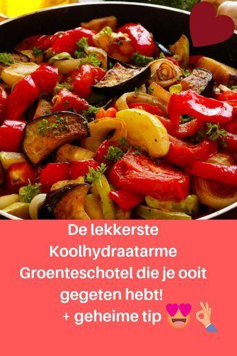 Koolhydraatarme Groenteschotel Recept | Heerlijk Van Smaak! (TIP)