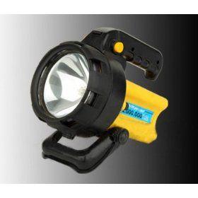 Gsi Super Quality Waterproof Long Life Rechargeable Spotlight Halogen Lamp 1 Million Candlepower Built In Flas Halogen Lamp Emergency Lighting Led Lantern