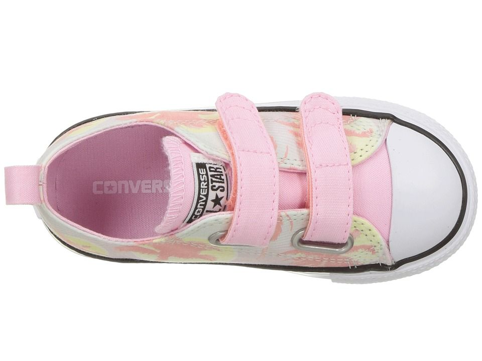 Converse Kids Chuck Taylor All Star 2v Palm Trees Low Top Sneaker