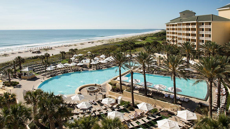 Amelia Island Resort Pool Amelia island resorts, Florida