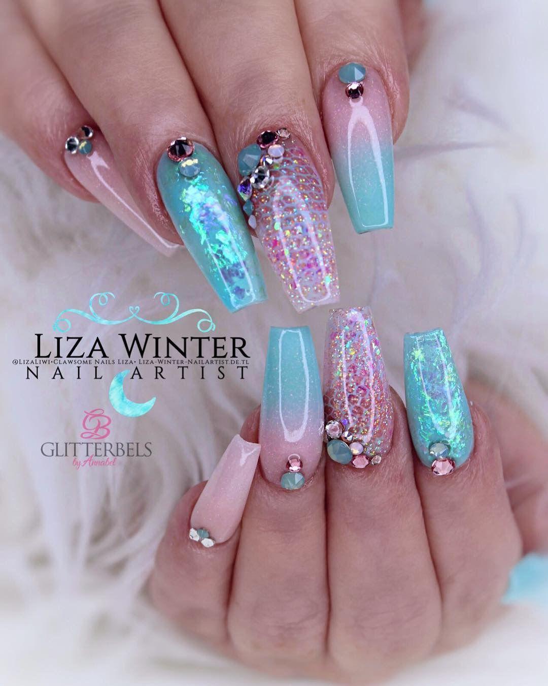 Pinterest Lolaxxlola Nail Art Ombre Nail Art Designs Nail Designs