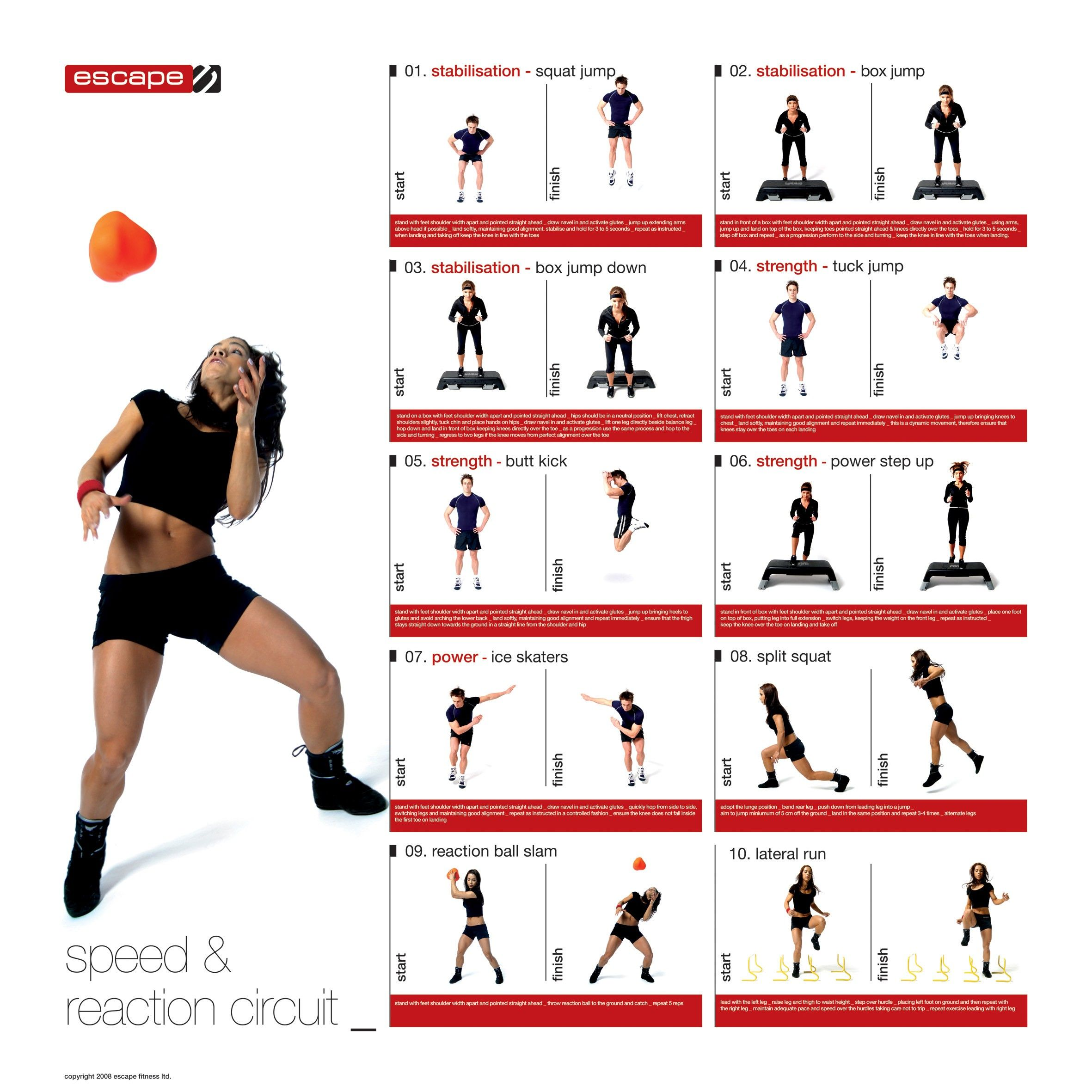 Circuit Training Combining Cardiovacular Work With Weight: Cardio Exercise Images - Google Search