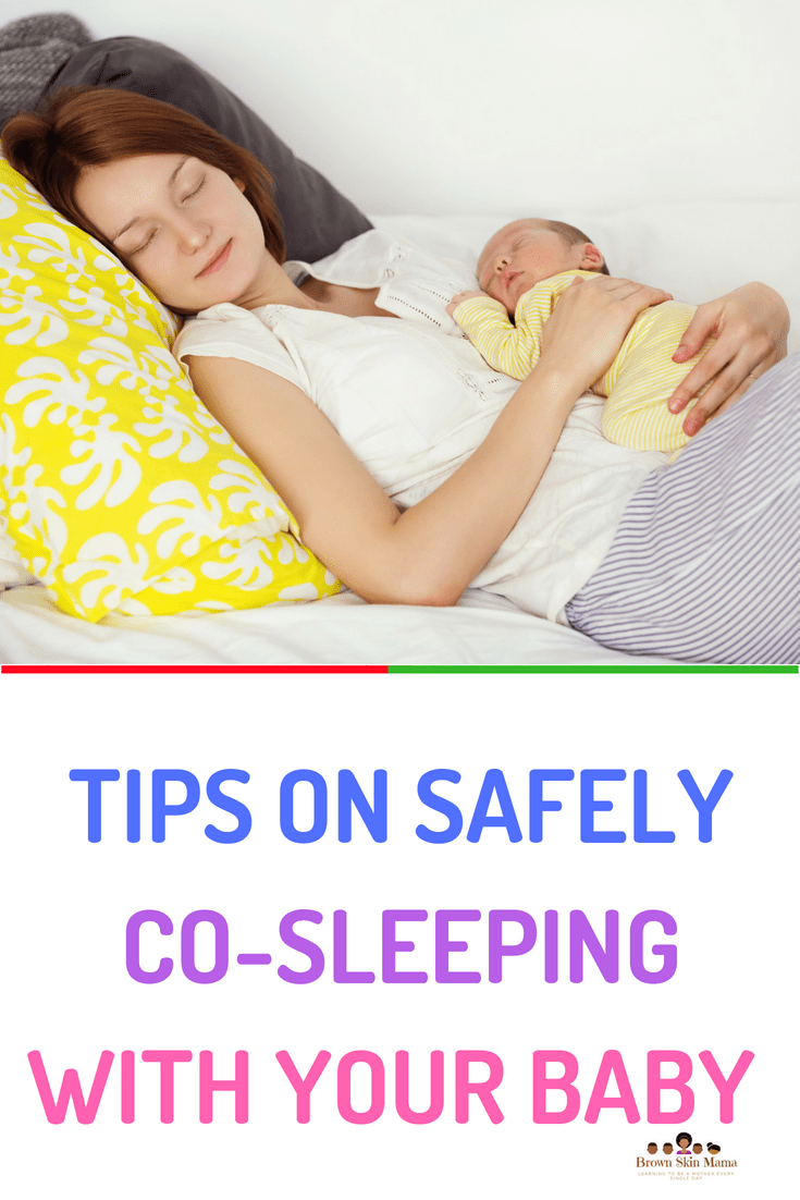 Safe CoSleeping Positions For You and Your Baby