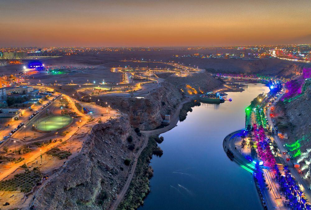 Wadi Namar A Perfect Weekend Getaway In Riyadh Weekend Getaways Tourism Getaways
