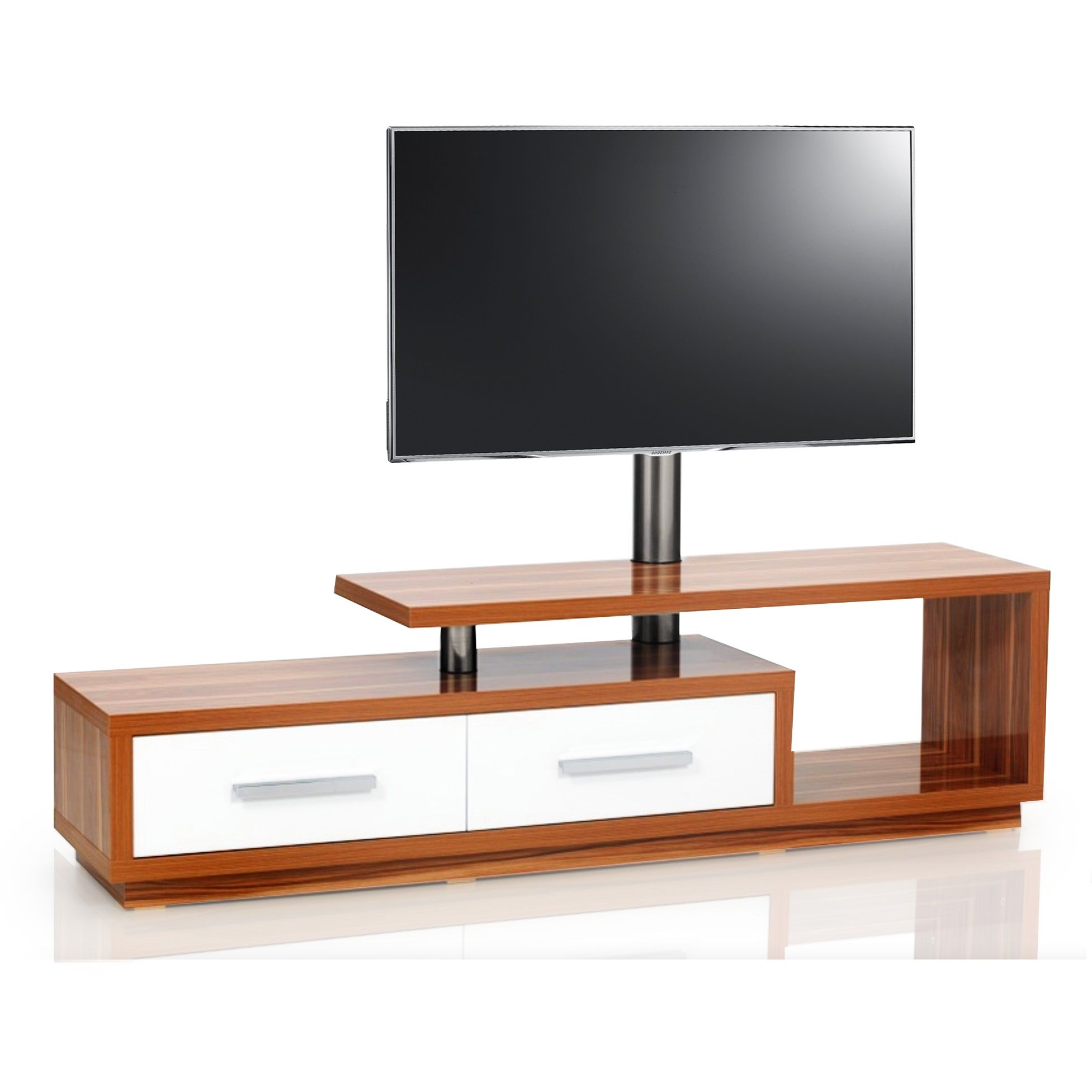 Meuble Pour Television Plasma - Stunning Tables De Television Contemporary Joshkrajcik Us [mjhdah]https://eq3.com/binaries/content/gallery/eq3_products_images/products/living/media–storage/media-storage/boom-plasma-unit/boom_plasma_unit_walnut_front_close_01.jpg