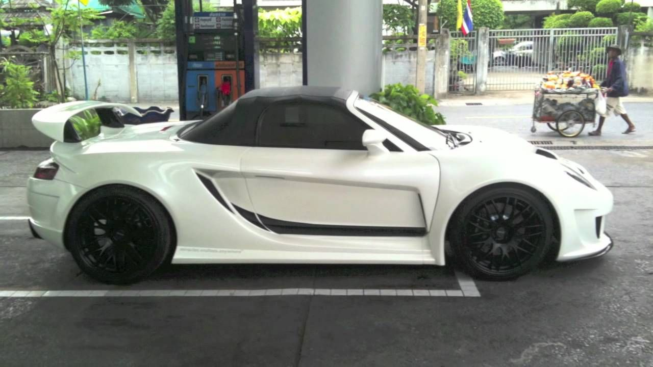 Toyota MR2 Spyder Body Kit Toyota Mr2, Body Kits, Cool Cars