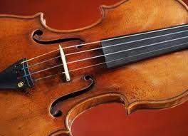 a beautiful violin!