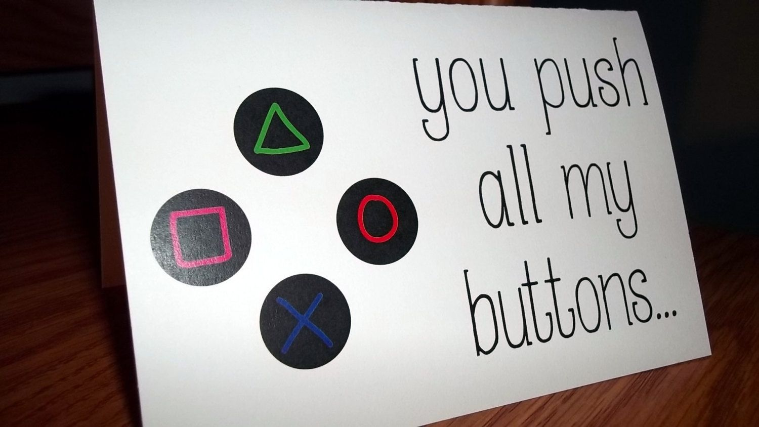 Homemade Gifts For Boyfriend 10 Valentines Day Cards Every Gamer