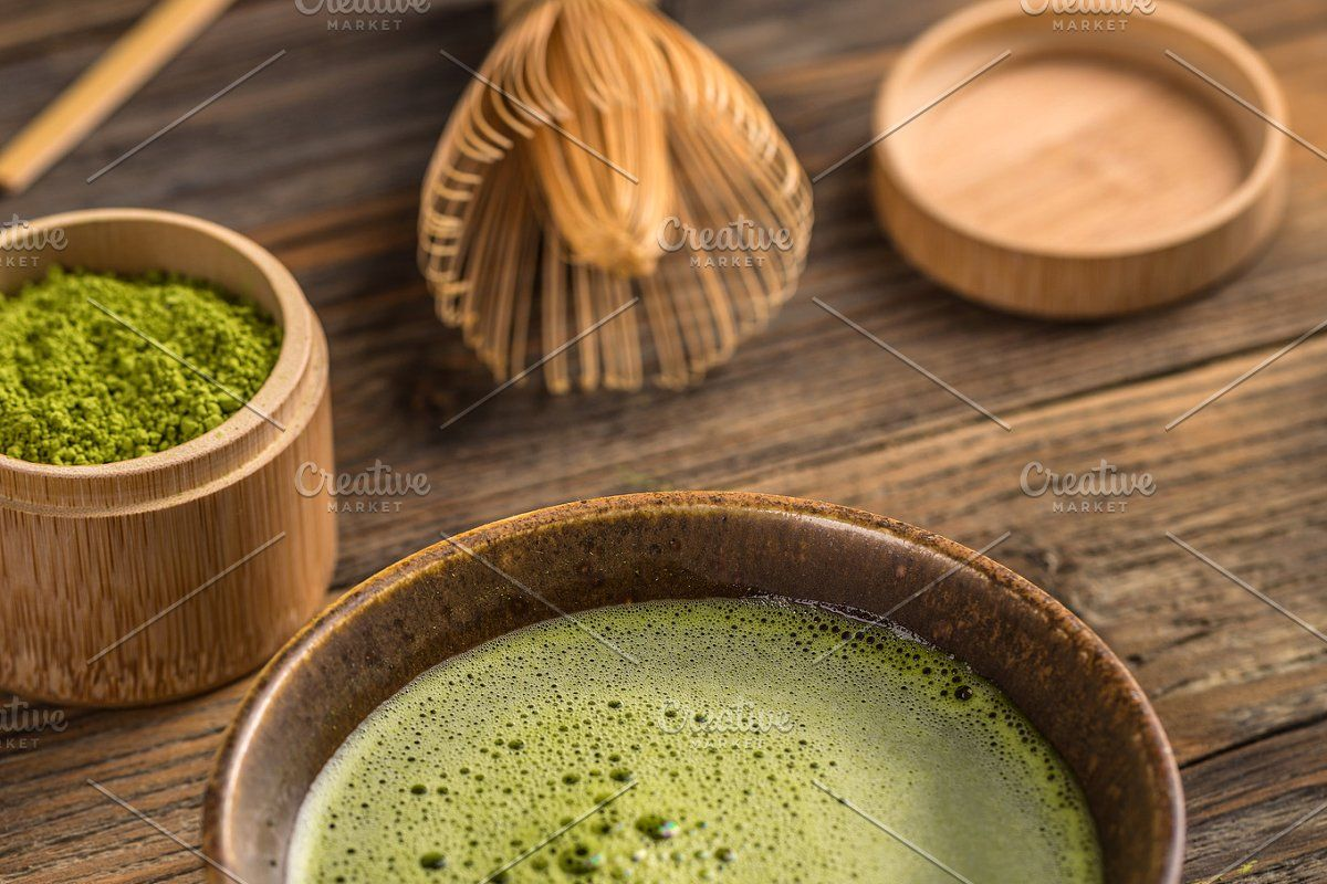 Photo of Matcha green tea #Sponsored , #Ad, #ceremony#tea#Japanese#green