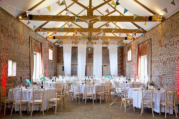 Barn Wedding West Sussex Luxury Venue