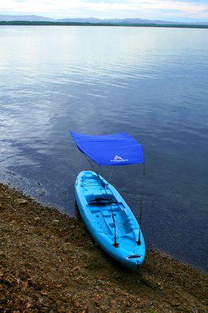 Sit-on-Top Kayak Canopy   Canoe and kayak canopy   Kayaking
