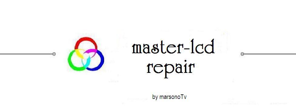 master-lcd repair: Catatan beberapa Tcon LG gambar bisa di