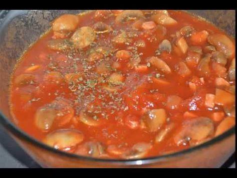 Champignons à la grecque cookeo.155 CALORIES 4 PP 3 SP ...
