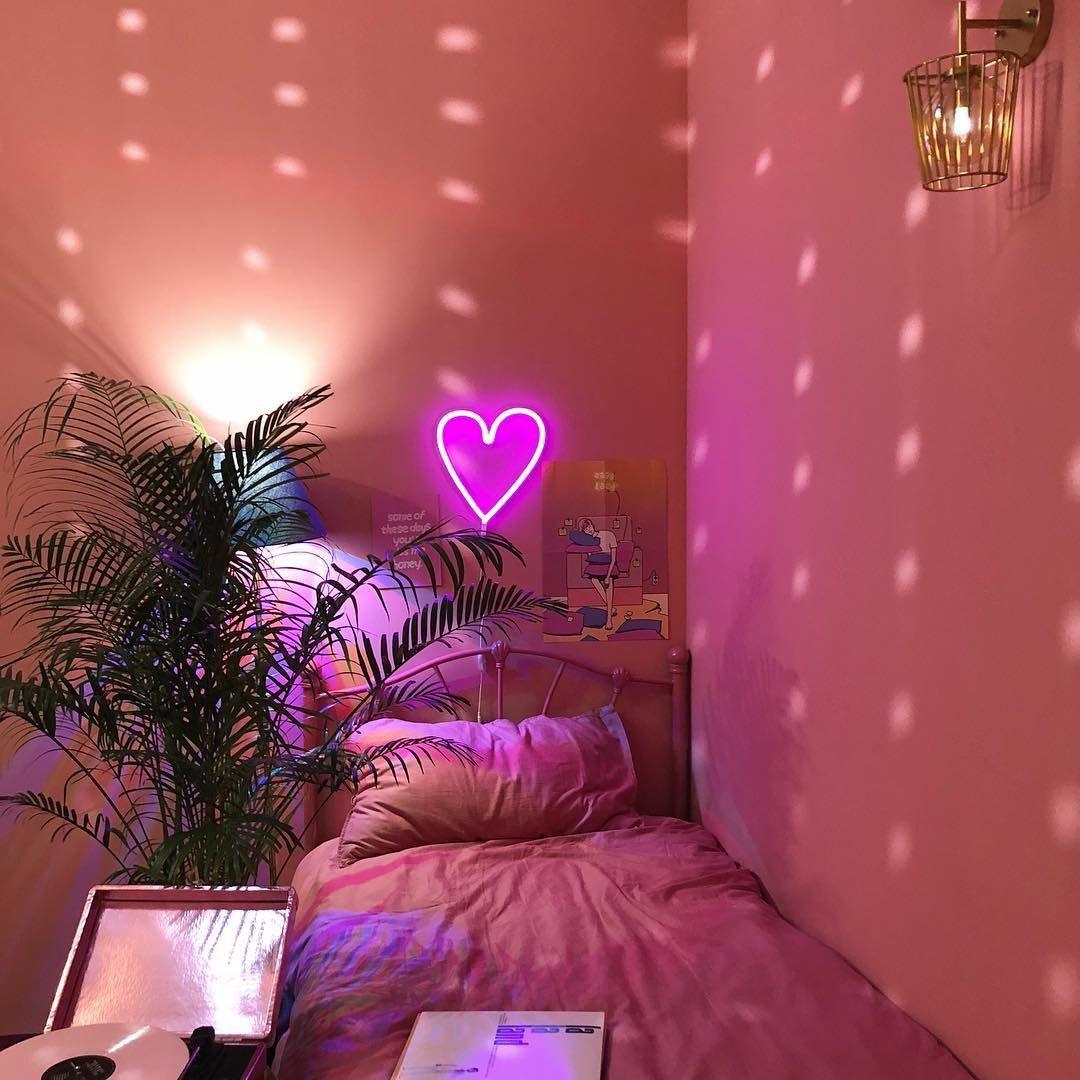 Something Special Neon Room Pink Bedroom Design Neon Bedroom
