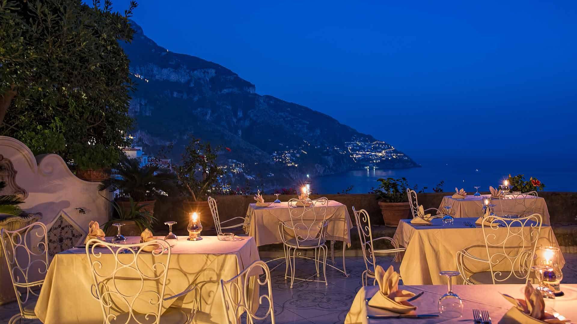 Positano 3 Star Hotel Conca 'oro Italy