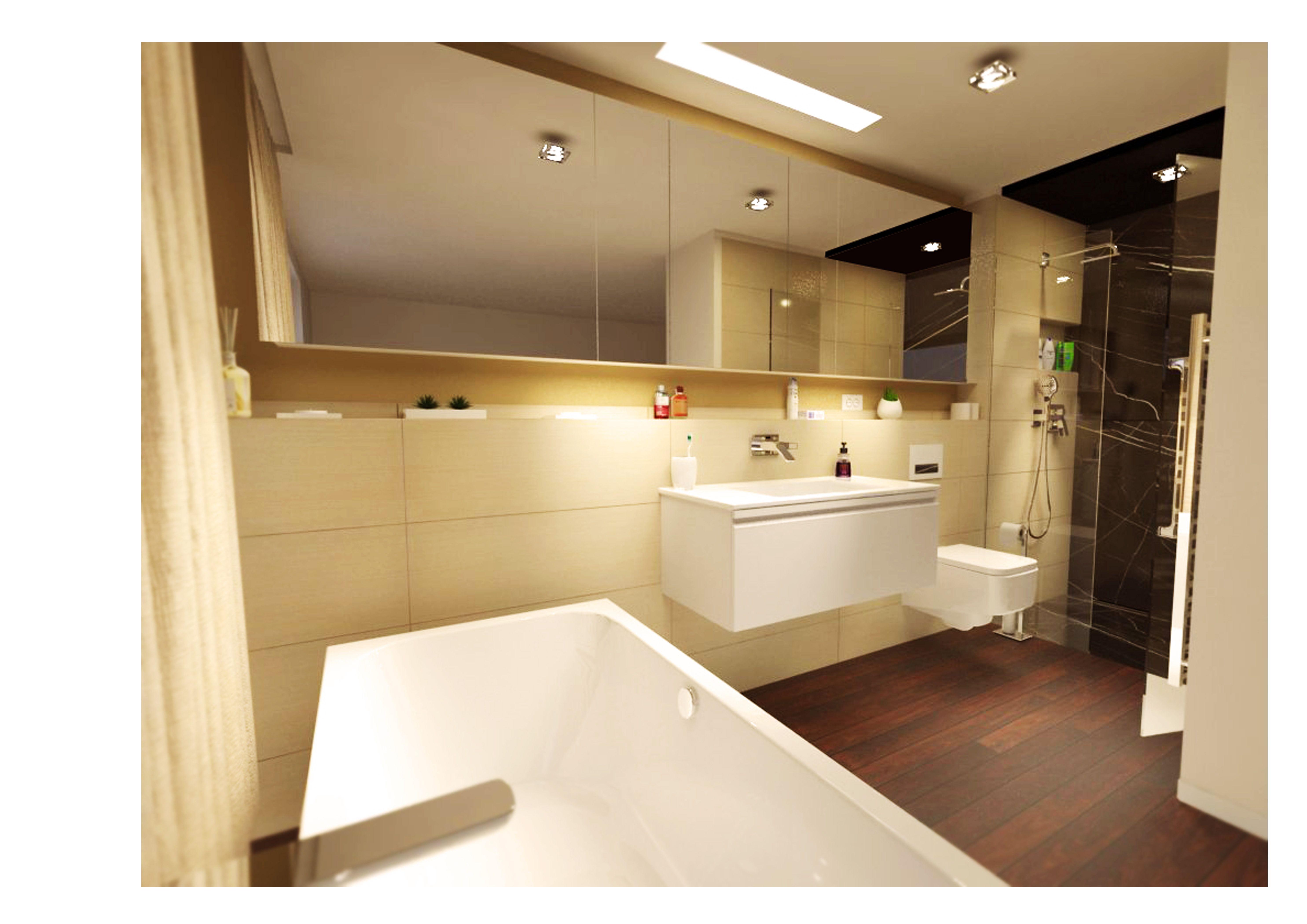 kúpeľňa_Skp8+V-ray+PS CS5