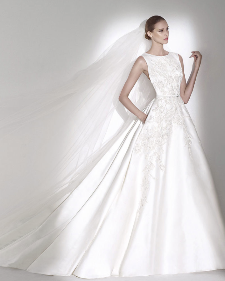 Elie Saab Wedding Dresses 2014