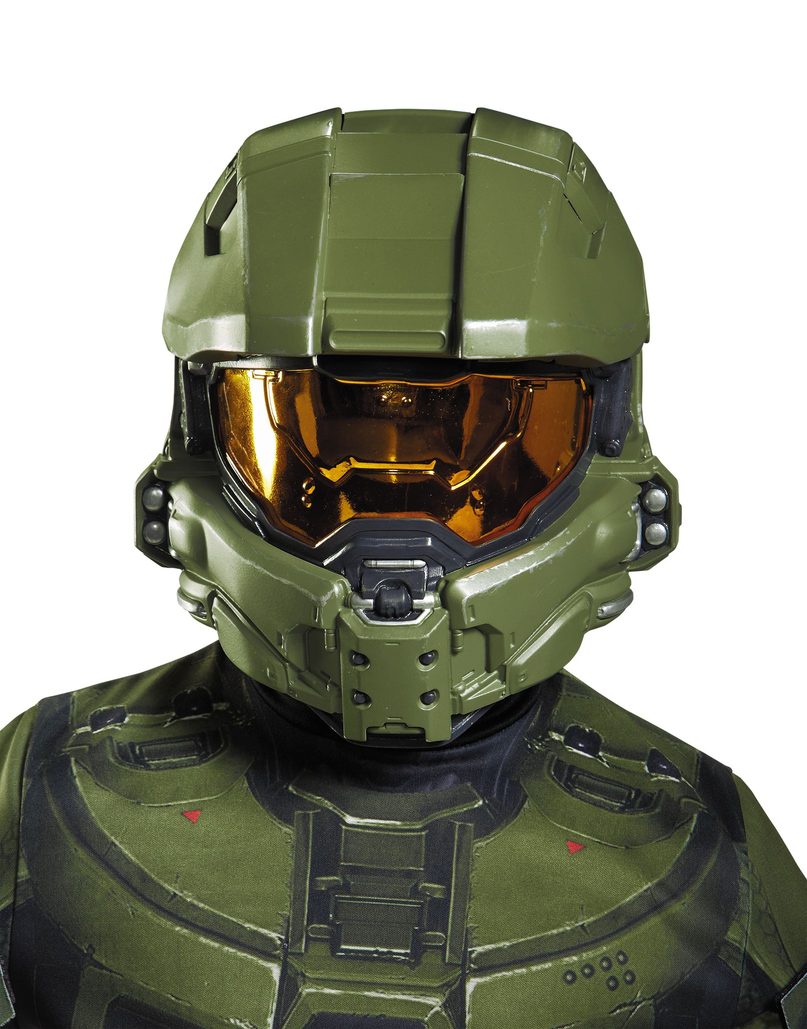 Cool Costume Accessories Master Chief Child Half Mask just added.  sc 1 st  Pinterest & Costume Accessories Master Chief Child Half Mask | Pinterest | Half ...