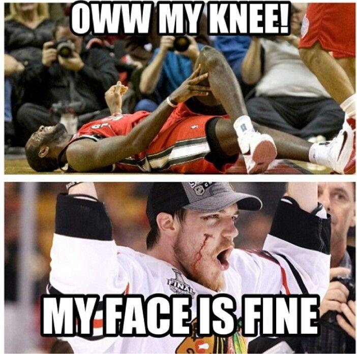 Hockey Vs Basketball Discussion Over Hockey Humor Hockey Memes Hockey Players Funny