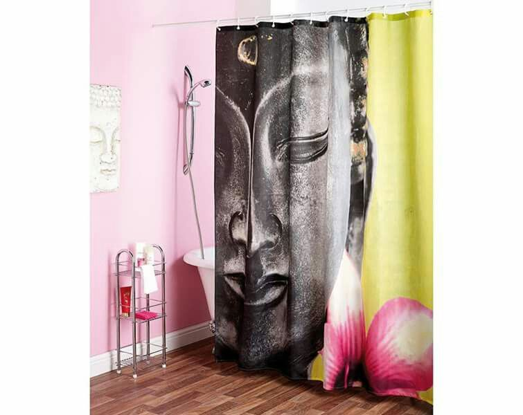 Buddha Shower Curtain 12 00 Shower Curtain Curtains