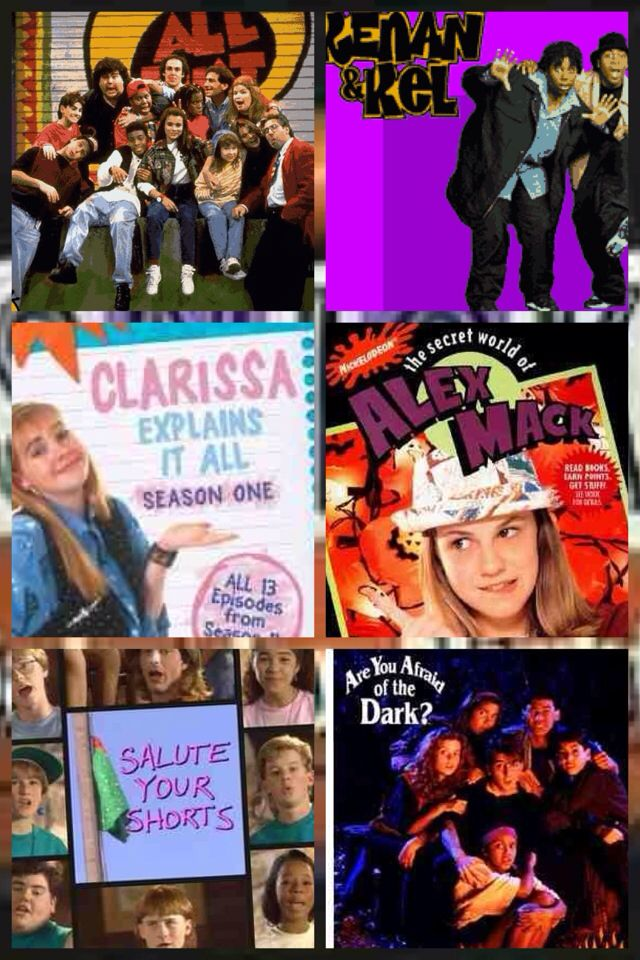 nick tv shows. nickelodeon tv shows of the 90s 1. all that (1994-2005) 2 nick tv