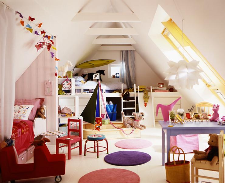 Küche Luxus Dachraum wohnlich Atmosphäre | Dachausbau | Pinterest