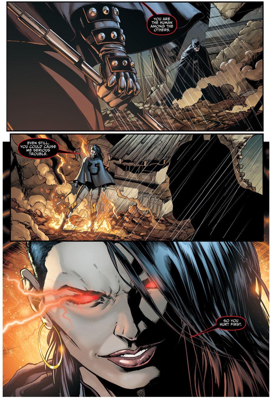 Justice League 41 Grail Vs Batman Justice League Darkseid Comics Artwork