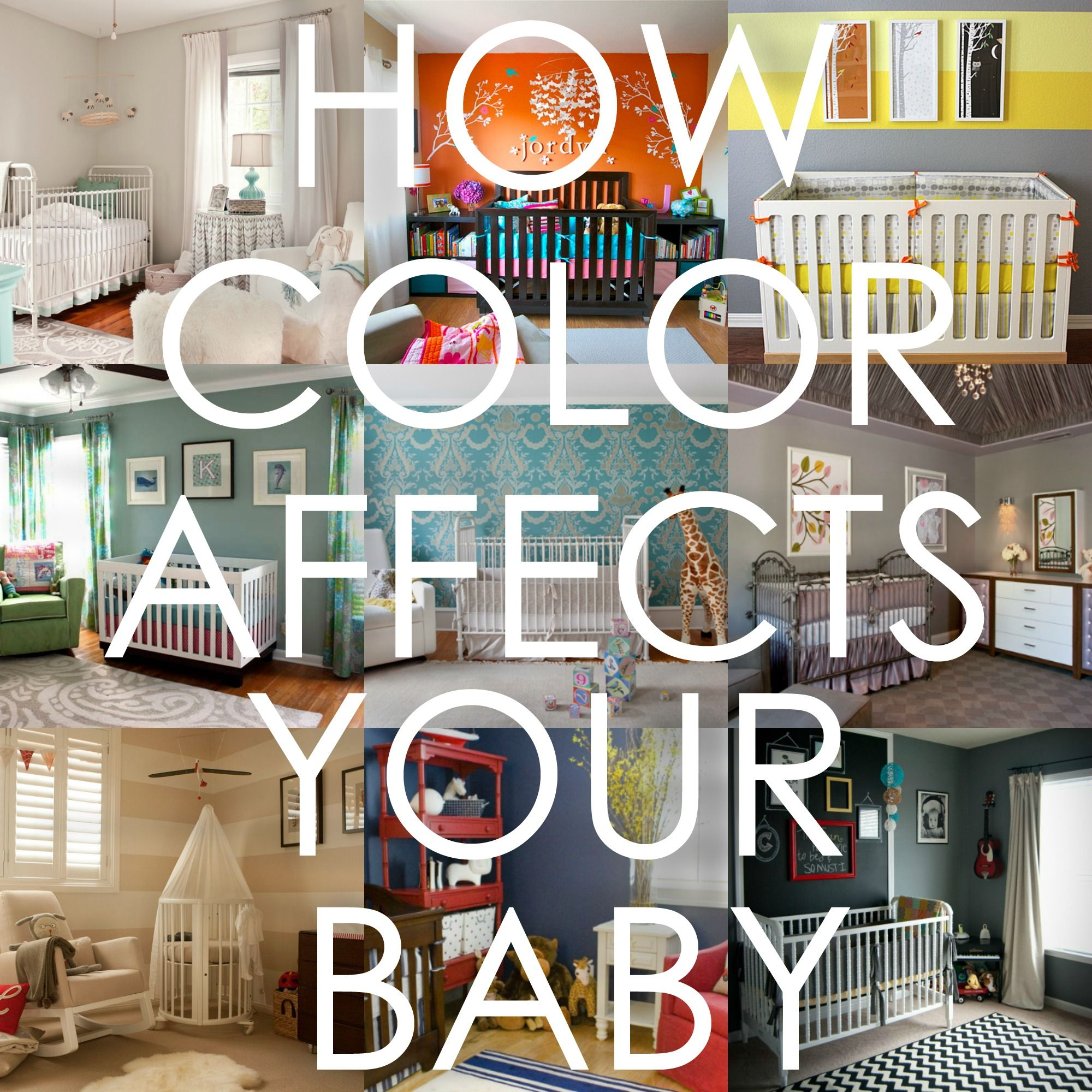 How Color Affects Your Baby  This Could Help You