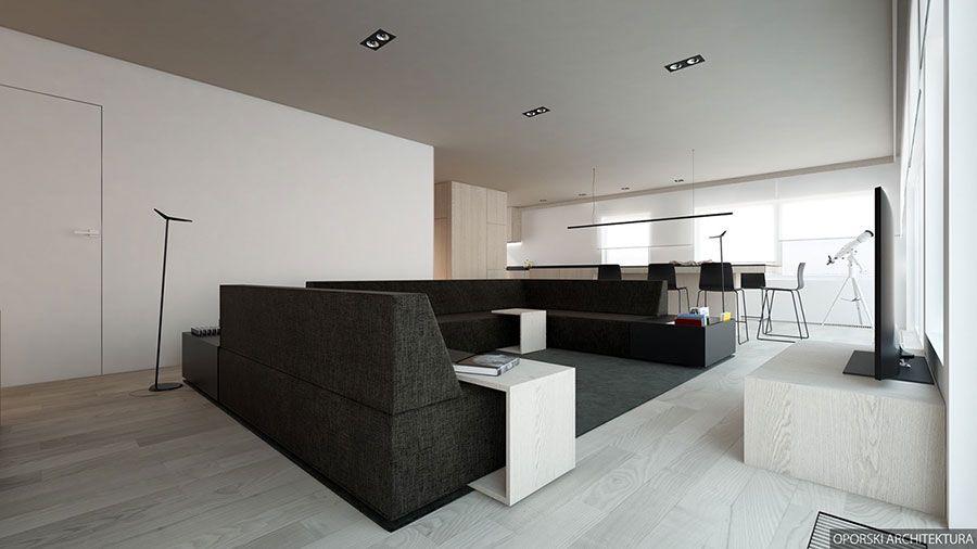 arredamento minimal design 38 | arredamento minimalista | pinterest - Arredamento Minimalista
