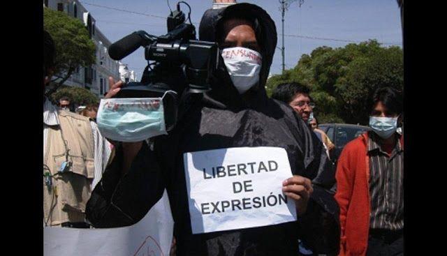 """REPORTEROS SIN FRONTERAS advierte del """"retroceso a pasos agigantados"""" del derecho a la información"""