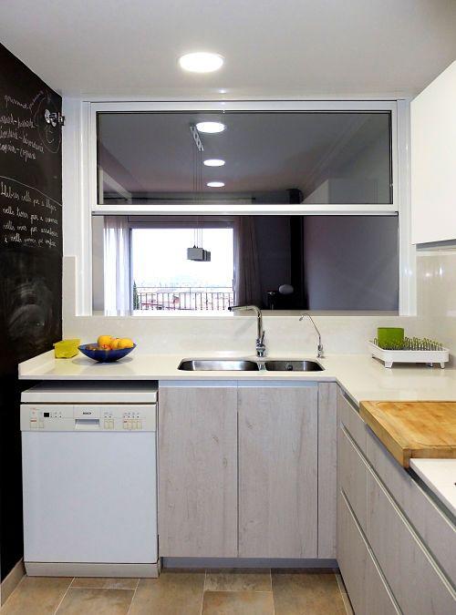 Reforma de cocina con barra americana por accesible - Accesible reformas ...