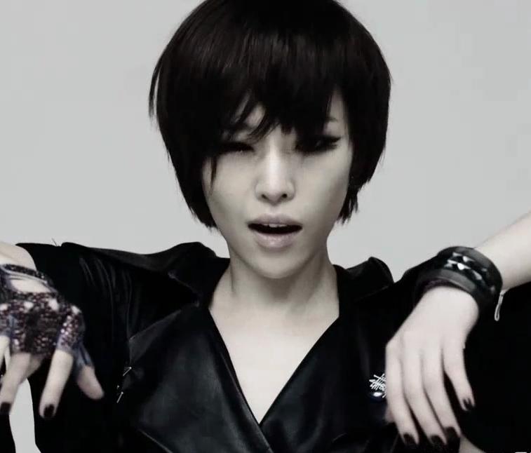 Son Ga-In (손가인) Hairstyle I love! | Brown eyed girls ...
