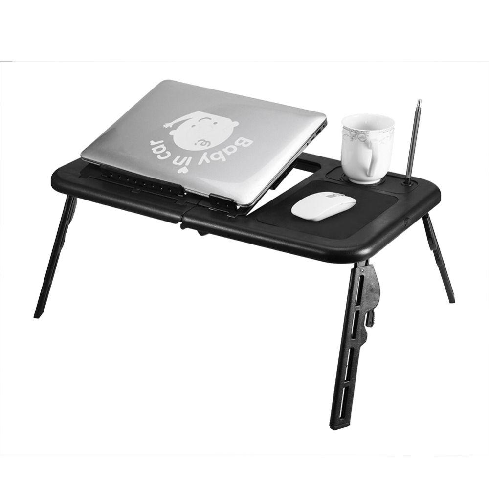Verwonderlijk Computer Bureau Draagbare Verstelbare Opvouwbare Laptop Notebook ZT-14