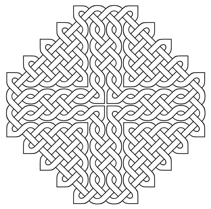 Pin by Erin @ Crooked Path Designs on Celtic Knot Designs