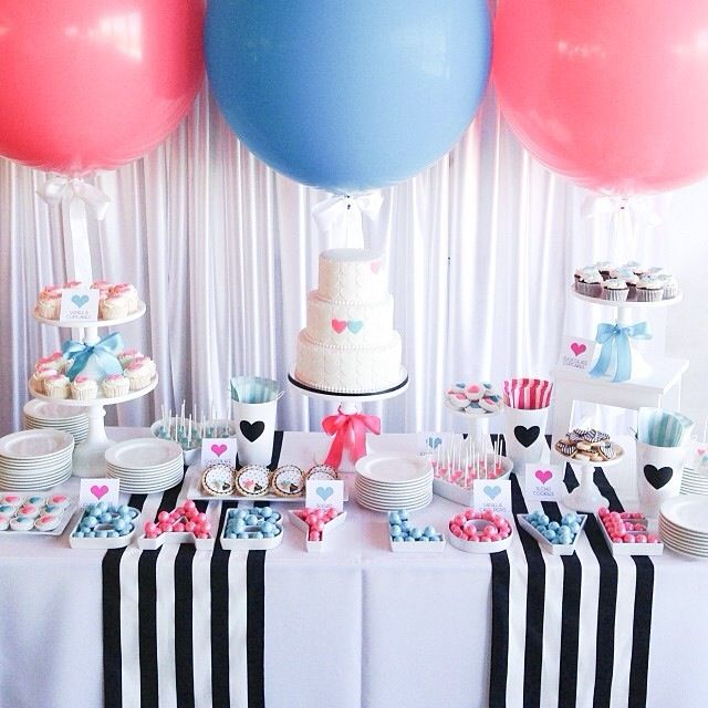 Baby Shower Idea For Both Or Unknown Gender