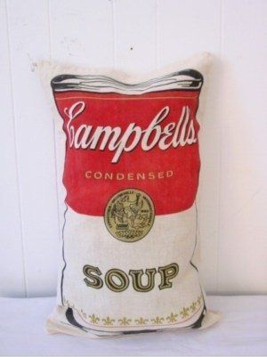 Campbell S Soup Can Duffle Bag Campbell Soup Campbell S Soup Cans Campbells